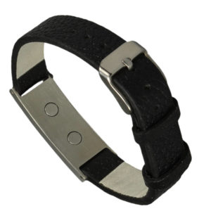 I-Energy læder magnetarmbånd